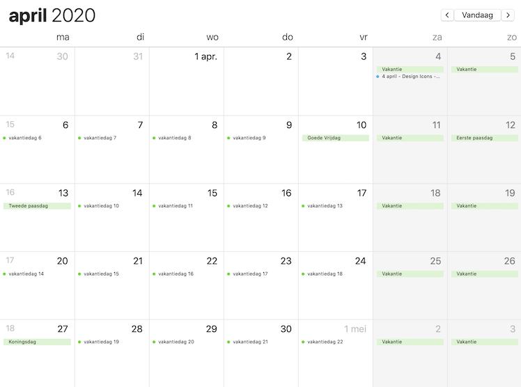 Meer vakantiedagen 2020 lang backpacken vrije dagen