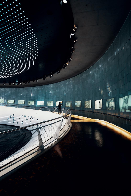 Mercedes Benz Museum tentoonstelling
