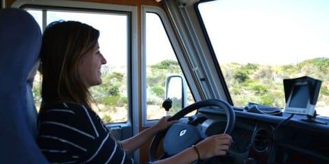 Met de camper rijden Camptoo
