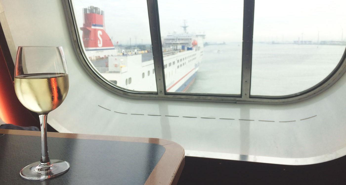 Met de ferry naar Londen Stena Line