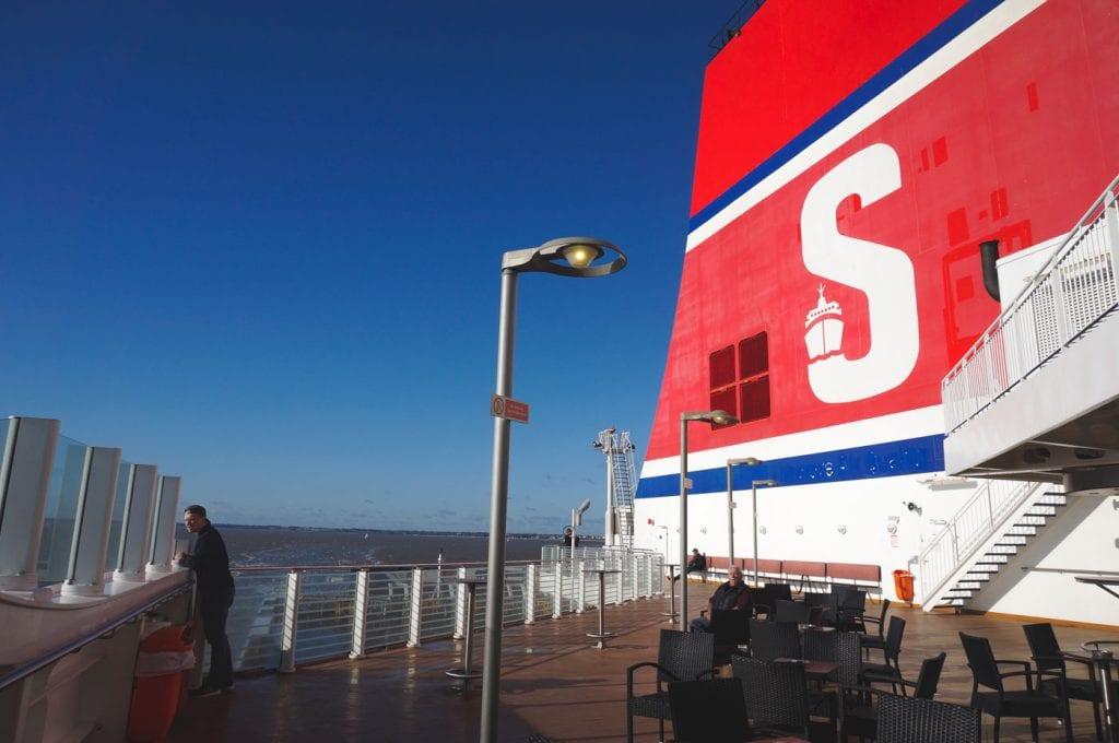 Met de ferry naar Londen StenaLine
