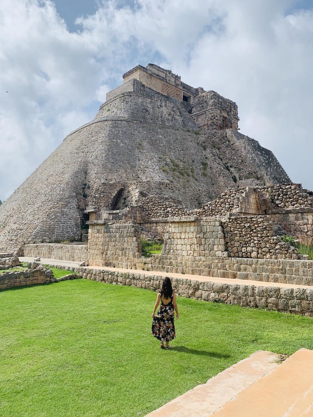 Mexico Uxmal tip