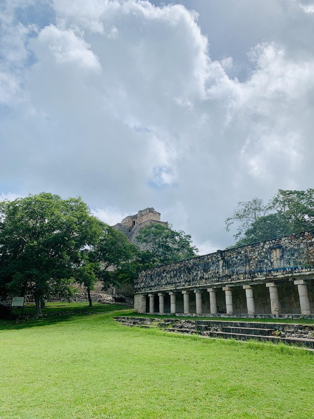 Mexico uxmal maya stad merida