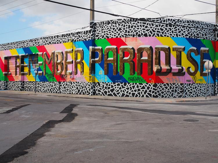 Miami wynwood art district