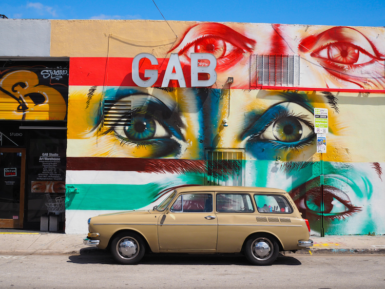 Wynwood miami straten