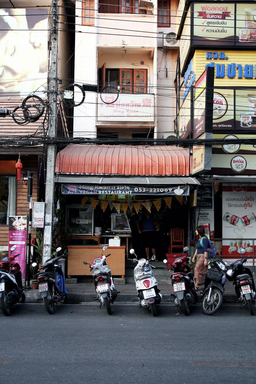 Ming Kwan in chiang mai thailand