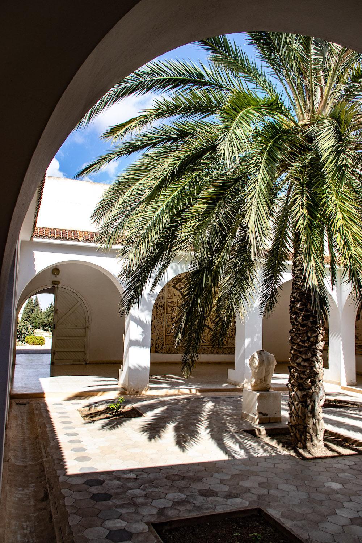 Monastir Mausoleum in tunesie