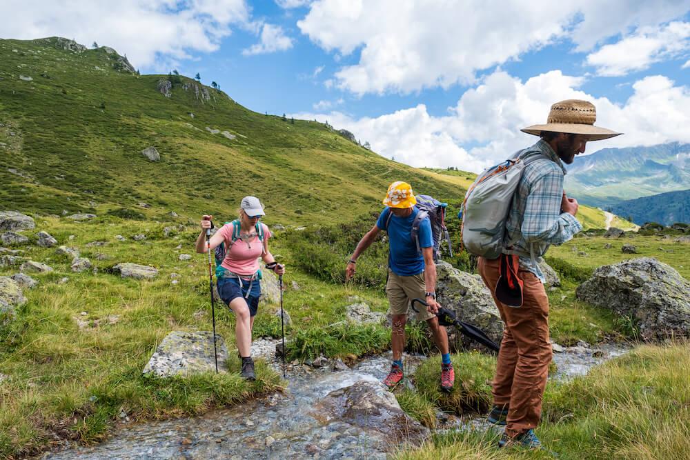 Mont Blanc trekking UCPA