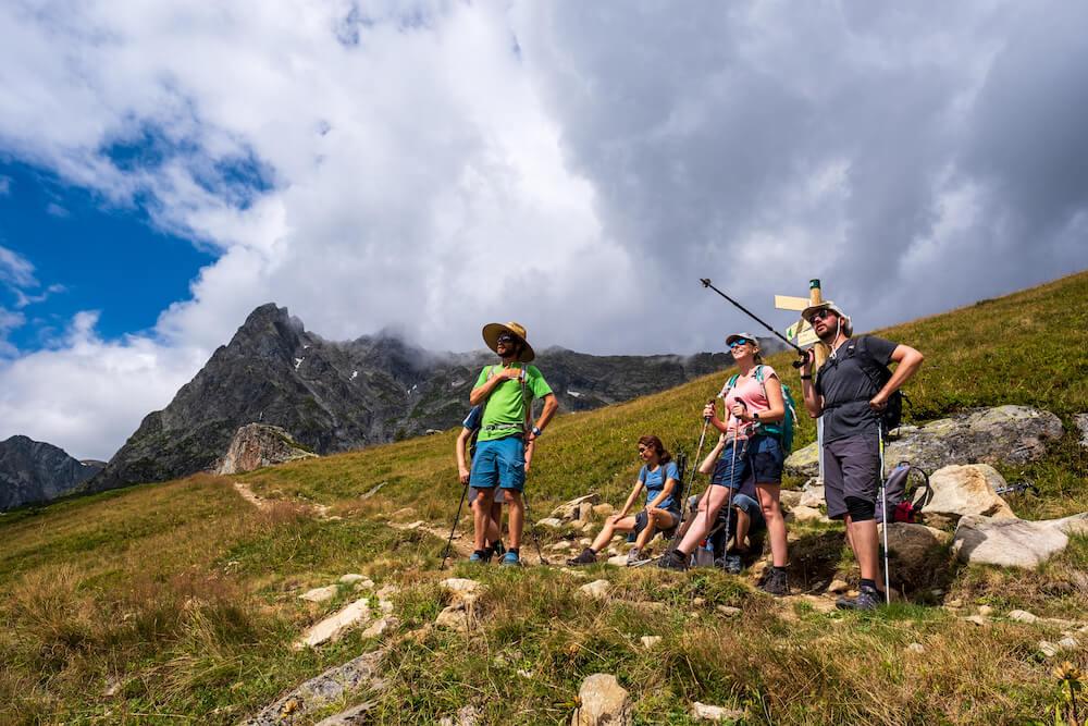 Mont Blanc trekking met UCPA