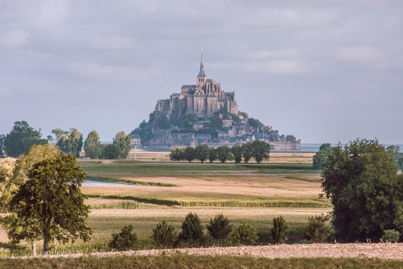 Mont Saint Michel bezoeken