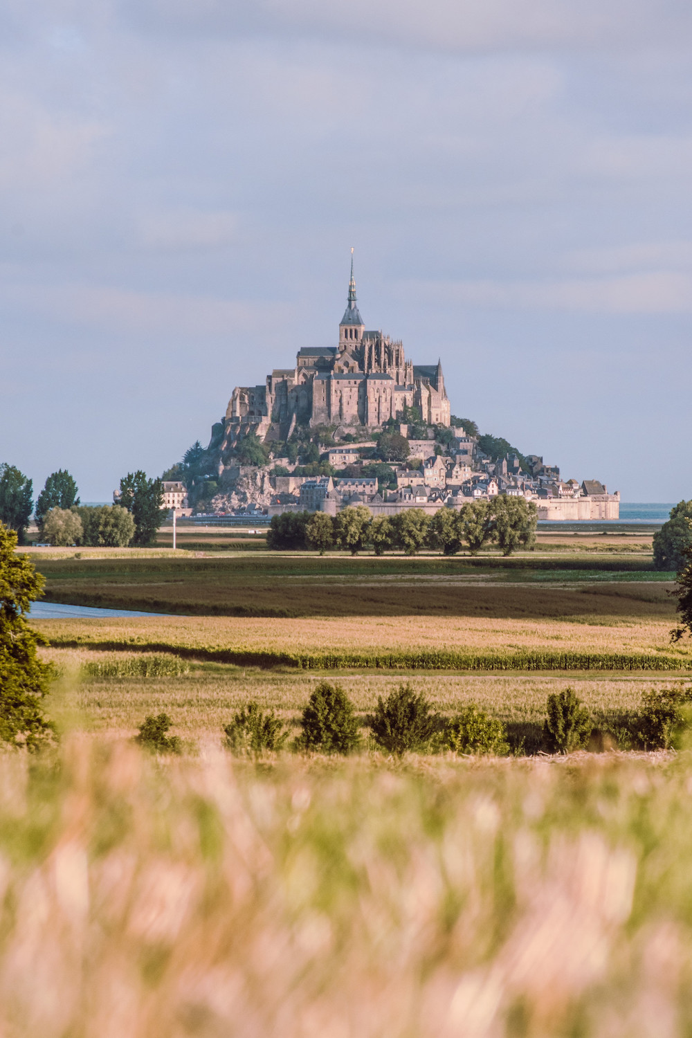 Mont Saint Michel tips Normandie