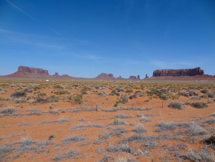 Monument Valley bezienswaardigheden