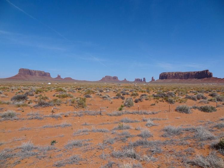Monument Valley bezienswaardigheden