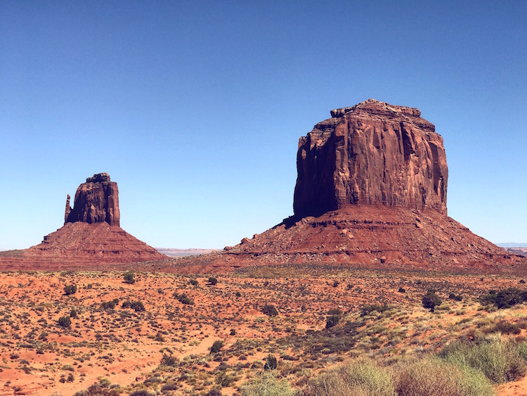 Monument valley bezoeken roadtrip tips