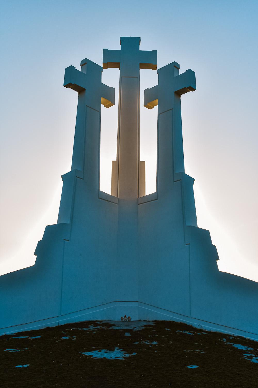 Monument van de drie kruizen, Vilnius