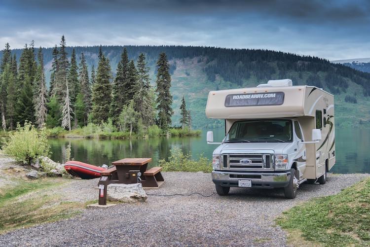 Mooiste camperreizen met de camper op reis in
