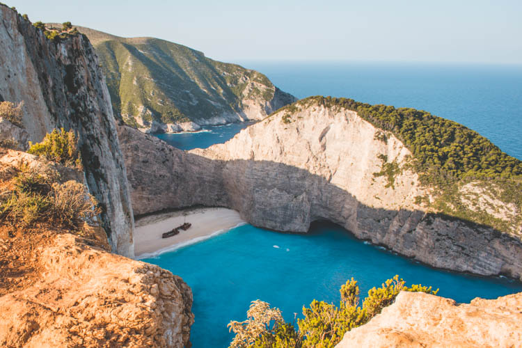 leukste eiland Griekenland Zakynthos