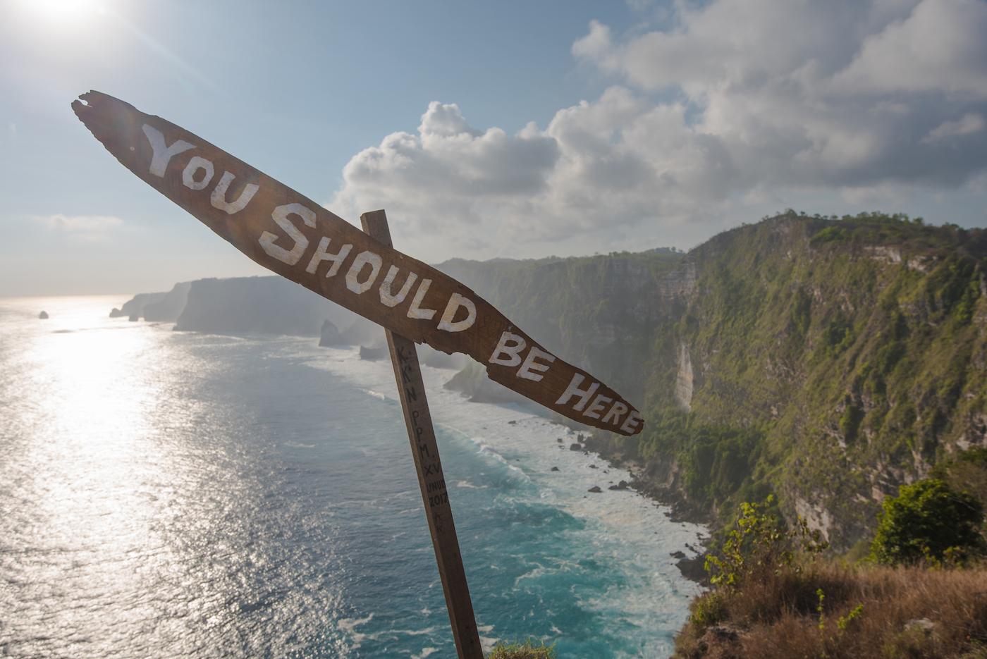 Indonesie reizen Mooiste eilanden nusa penida