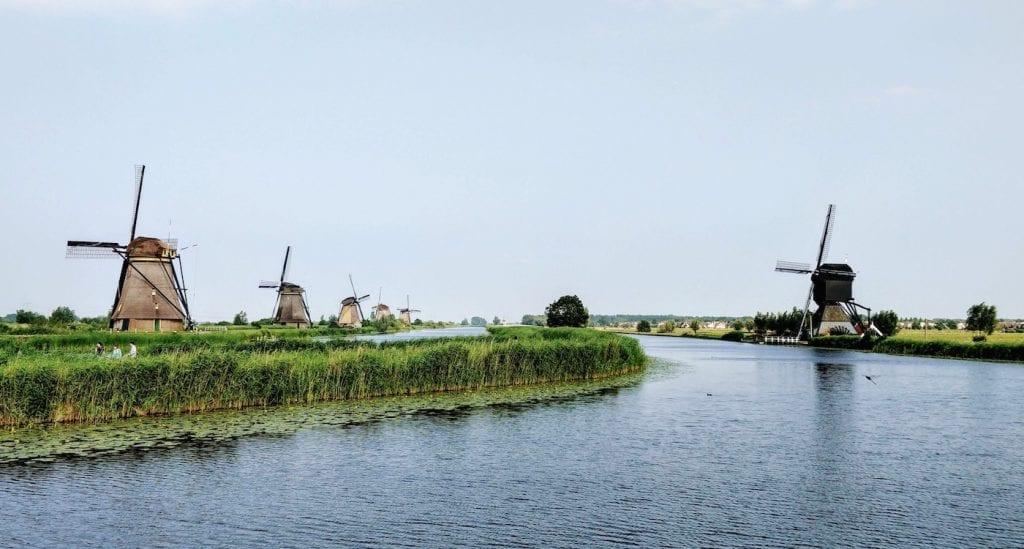 Mooiste fietsroutes Nederland