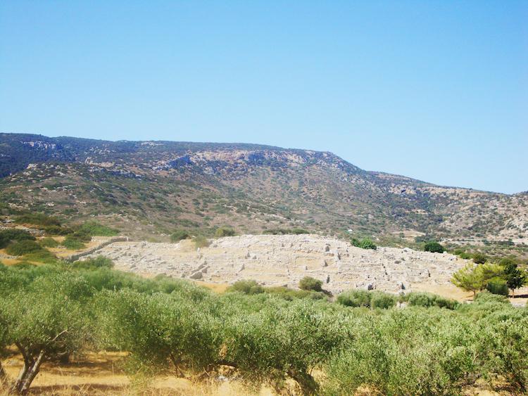 Mooiste plekjes van Kreta Gournia