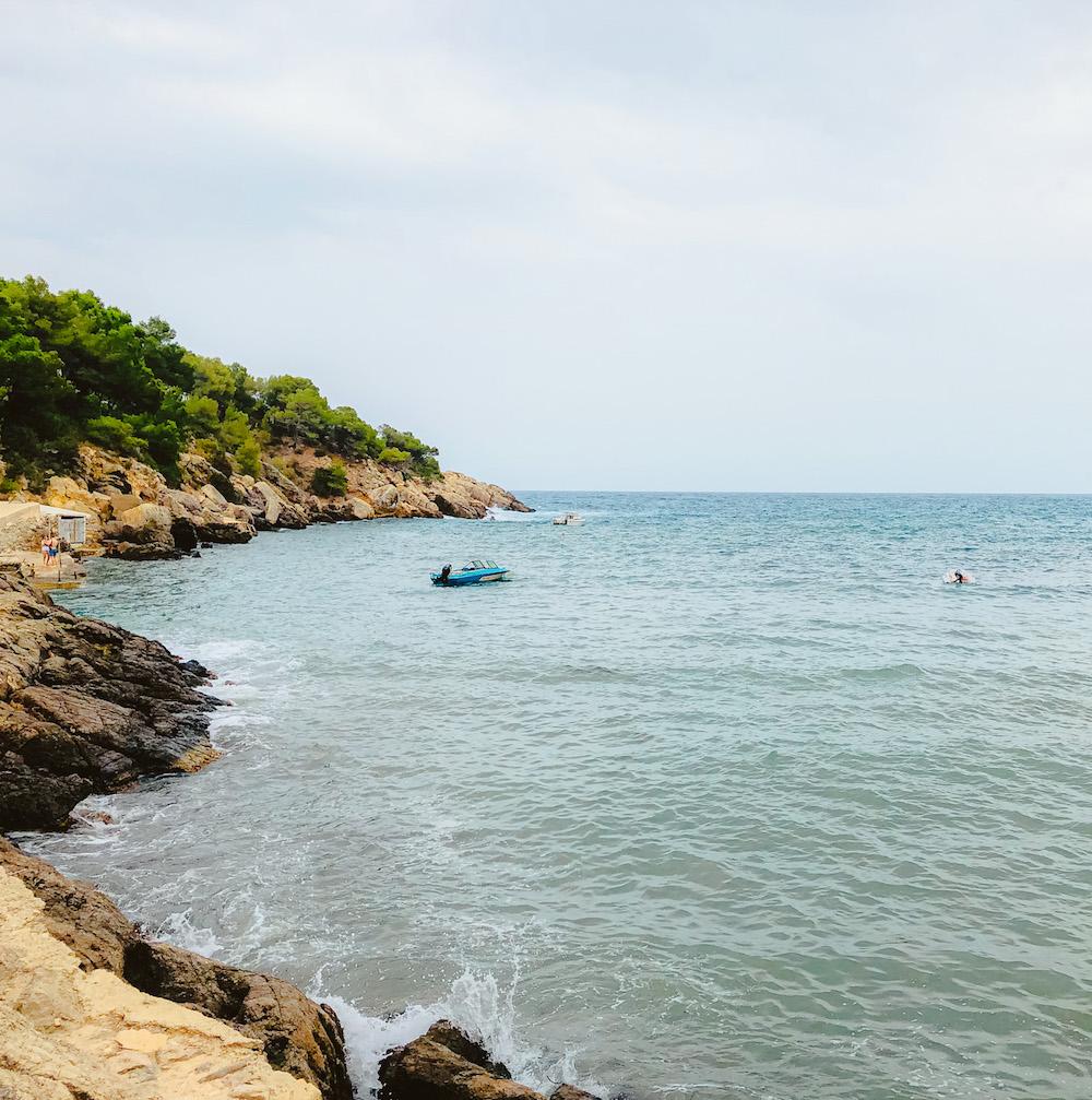 Mooiste plekken Ibiza, Cala Mastella
