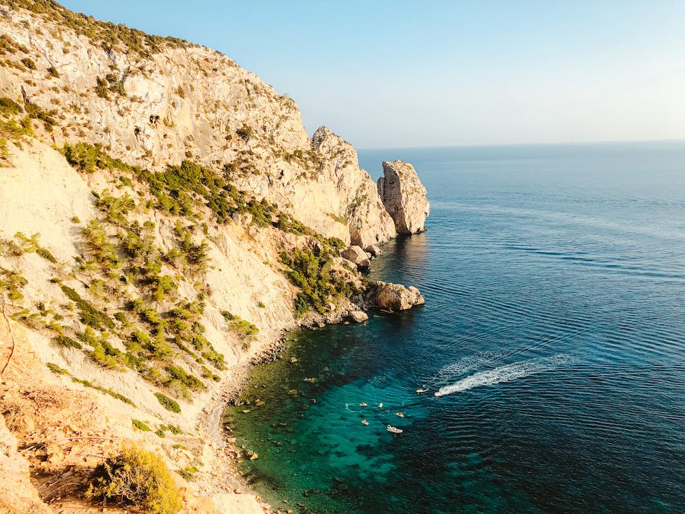 Mooiste plekken Ibiza, Es Vedra
