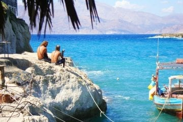 Mooiste plekken Kreta Matala