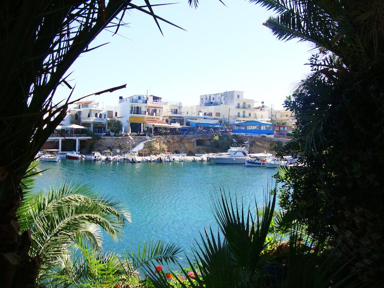 Mooiste plekken Kreta sisi