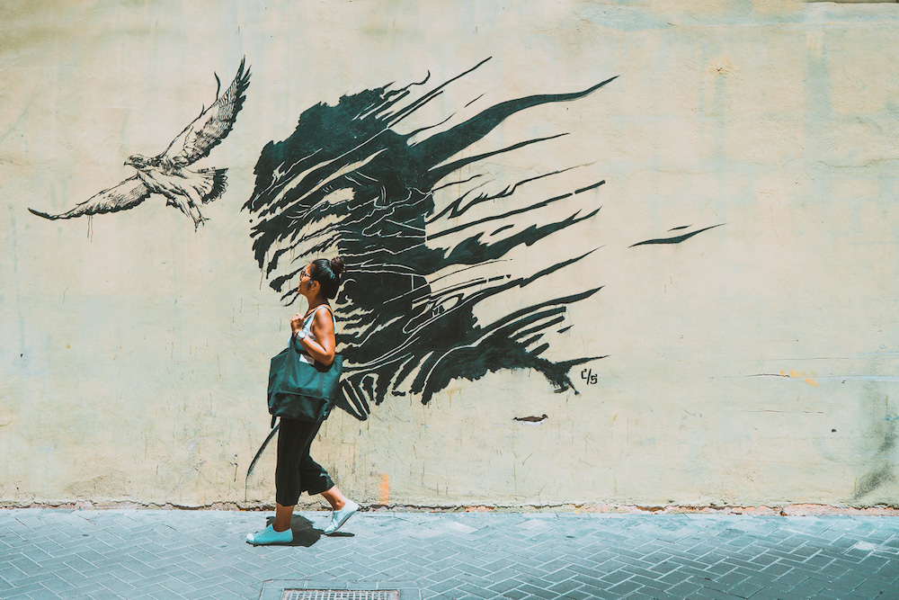 Mooiste plekken curacao streetart willemstad