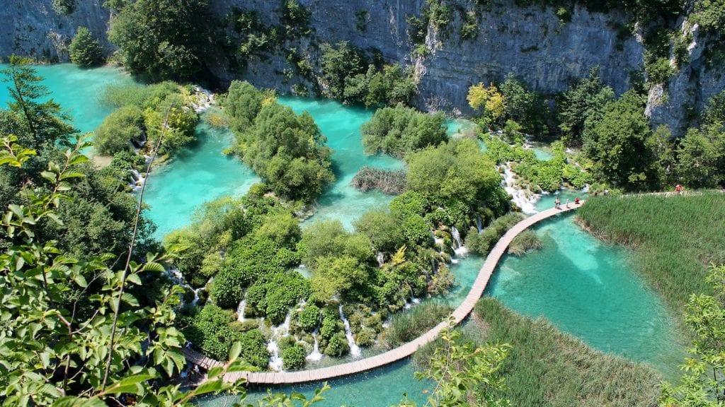 Mooiste plekken kroatie