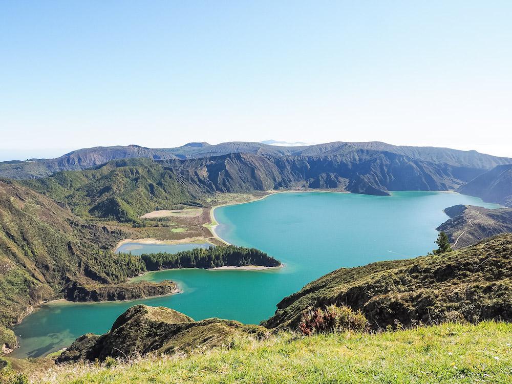 Mooiste plekken portugal azoren