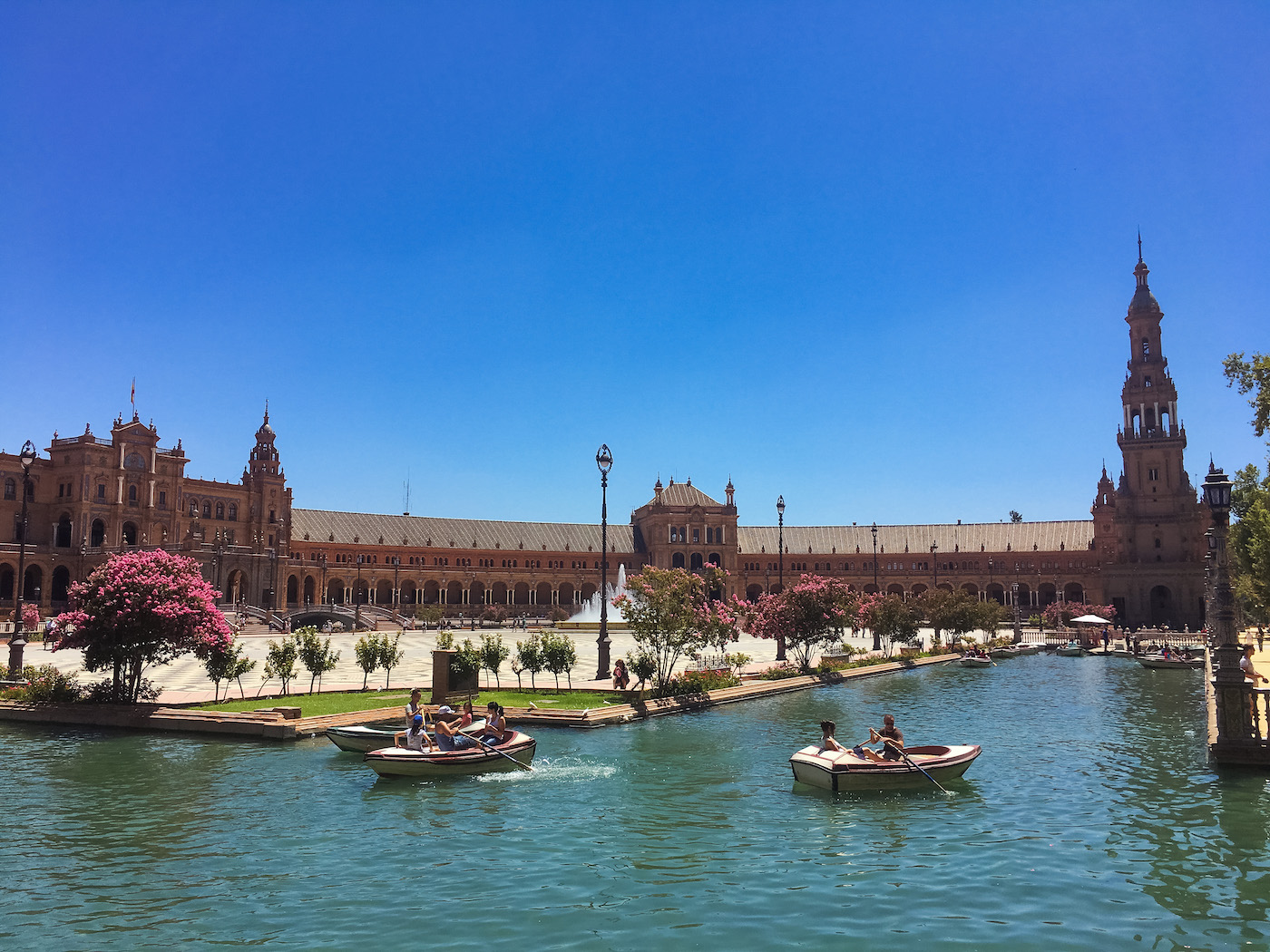 Mooiste steden andalusie vakantie