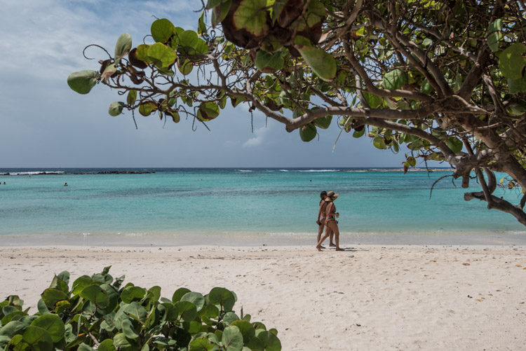 Mooiste stranden Aruba Baby Beach