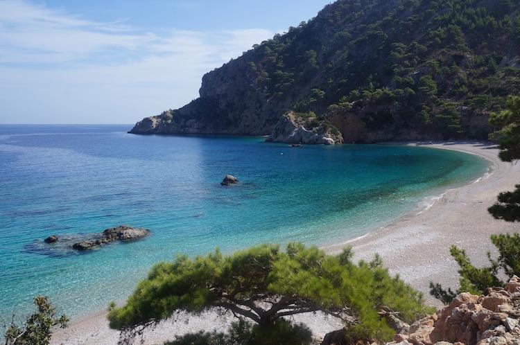 leukste eiland griekenland stranden Karpathos