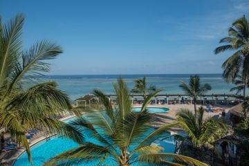 Mooiste stranden Kenia