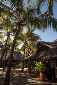 Mooiste stranden Kenia Baobab Resort