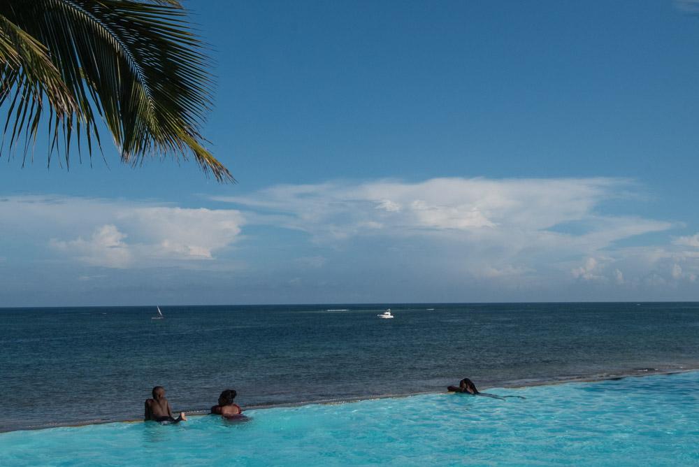 Mooiste stranden Kenia Baobab zwembad