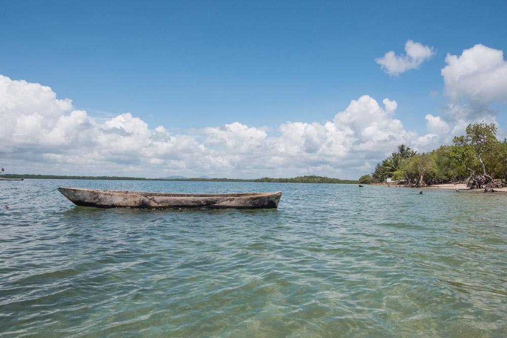 Mooiste stranden Kenia Funzi Island
