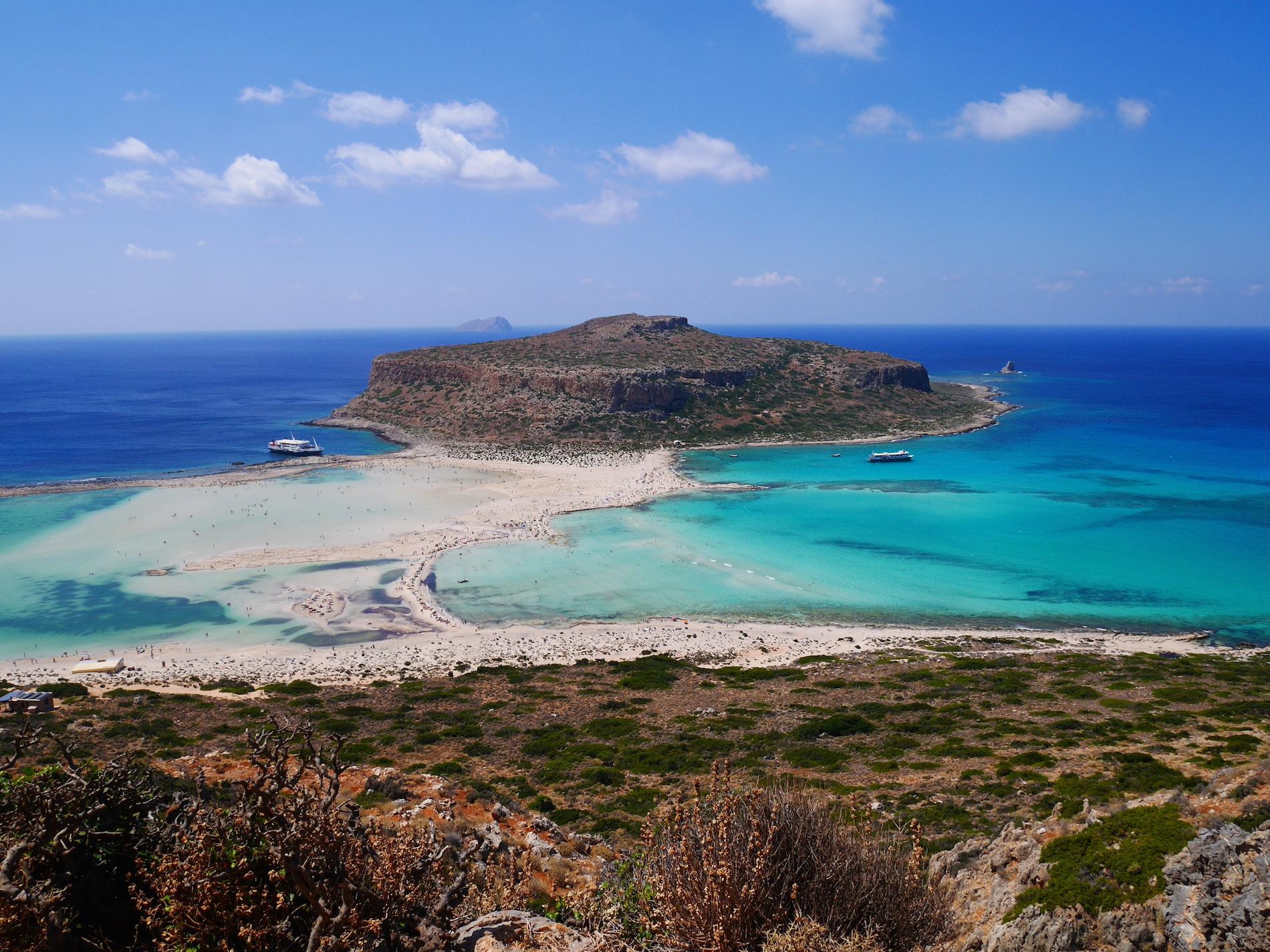 leukste eiland in griekenland Kreta