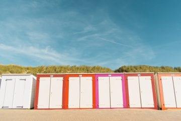 Mooiste stranden Nederland