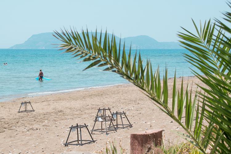 Mooiste stranden Zakynthos Dafni Beach