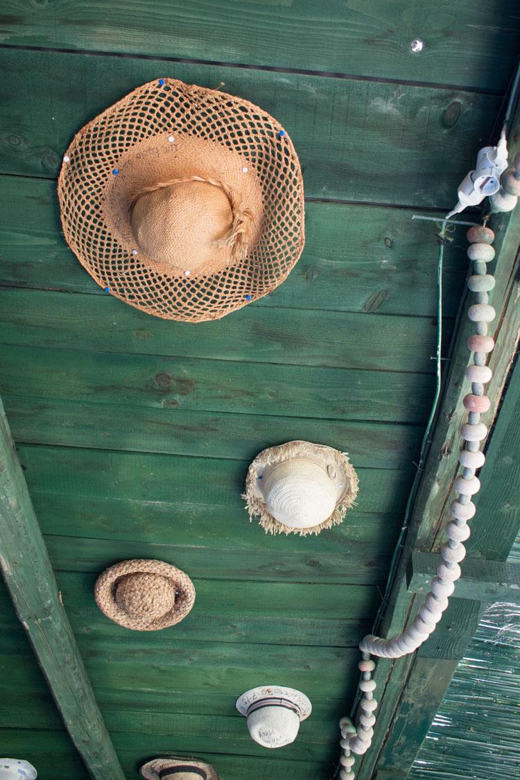 Mooiste stranden Zakynthos Dafni beach restaurantje