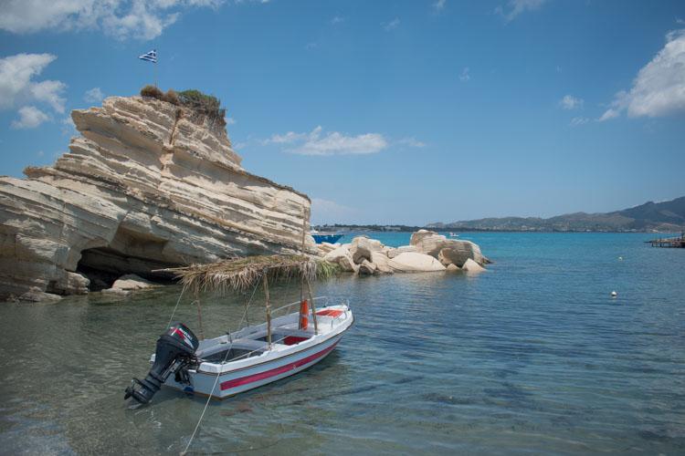 Mooiste stranden Zakynthos Laganas