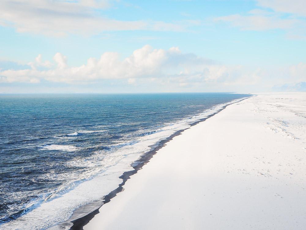 mooiste stranden europa ijsland