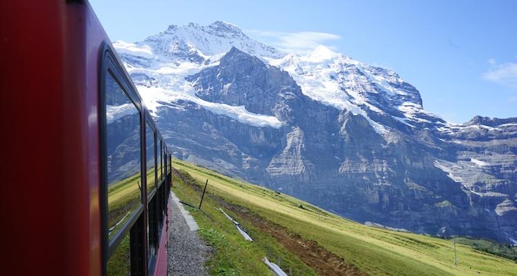 Mooiste treinreis zwitserland top 10 europa