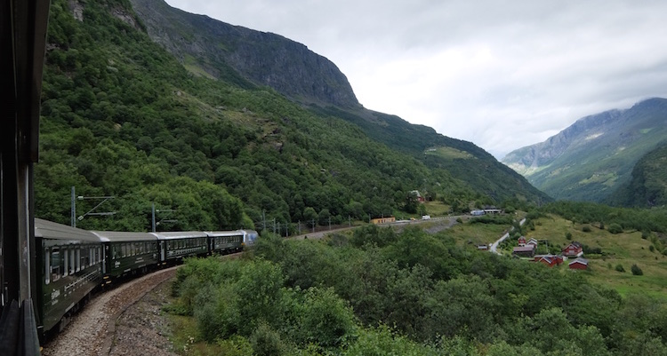 Mooiste treinreizen europa flambane