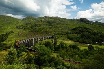 Mooiste treinreizen europa top 10