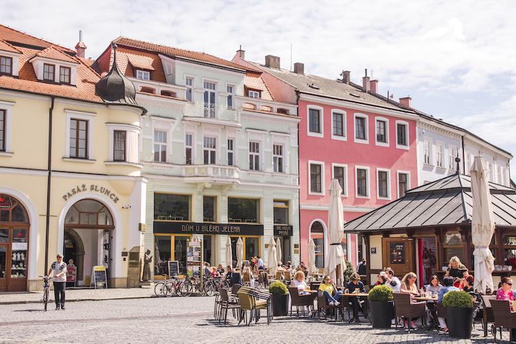 Moravie Uherské Hradiste