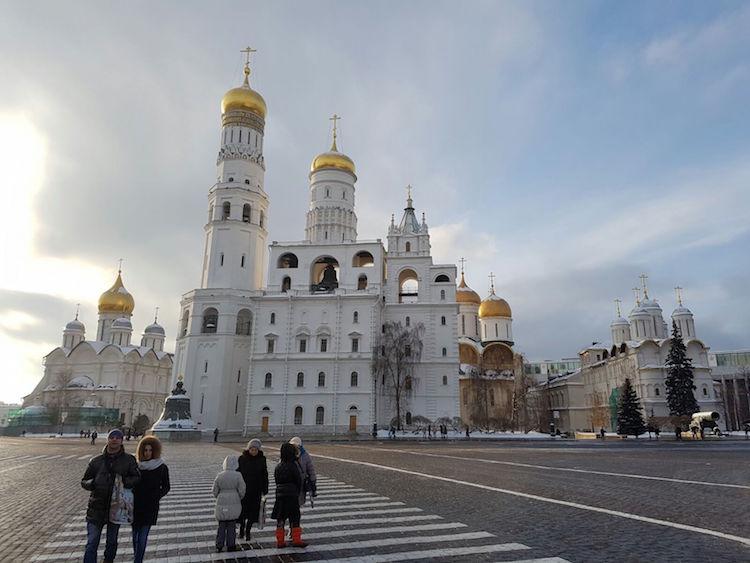 Moskou in de winter 3