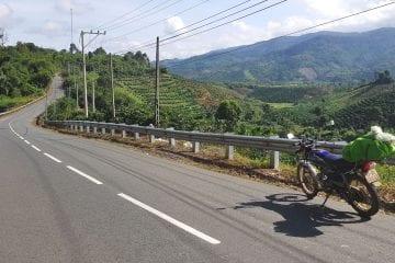Motor huren vietnam kopen onderweg